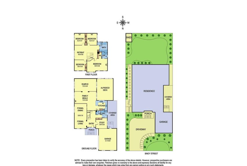 26 bindy floor plan